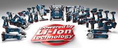 Dụng cụ điện cầm tay dùng trong Xây dựng & Công nghiệp